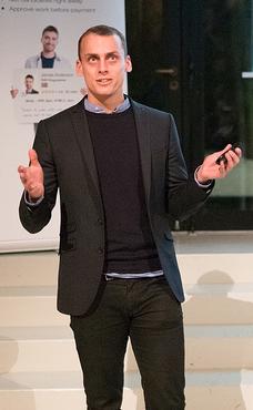 Steffen Hedebrandt - Digital Globalization